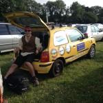The Car 'La La' - Mongol Rally