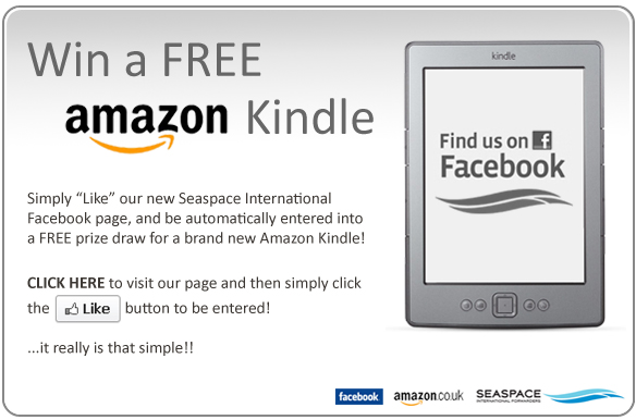 Win A FREE Amazon Kindle!