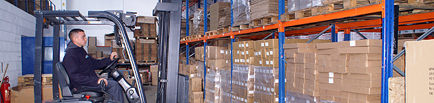 Warehousing services for Seaspace