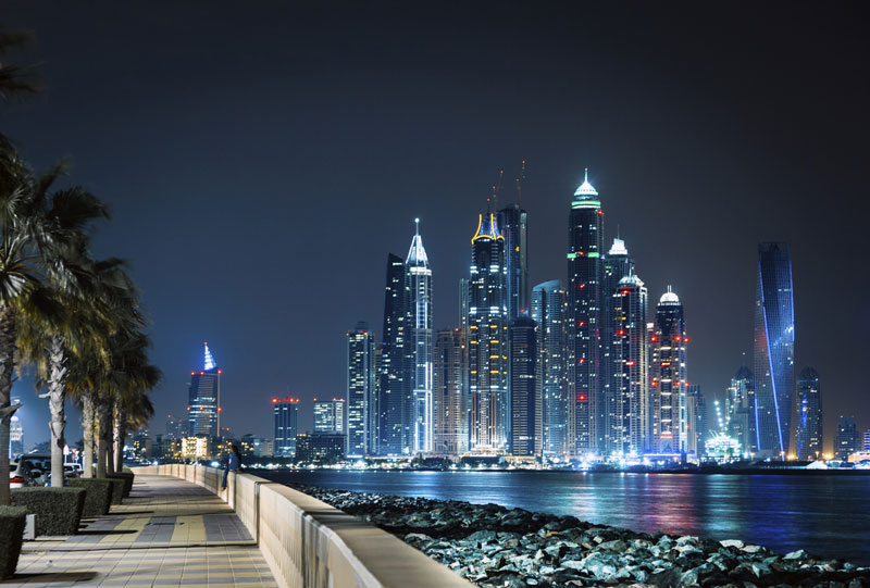 Shipping to/from Dubai, United Arab Emirates | Seaspace