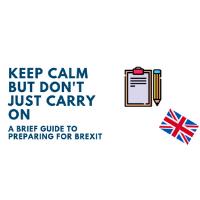 Brexit Checklist Header