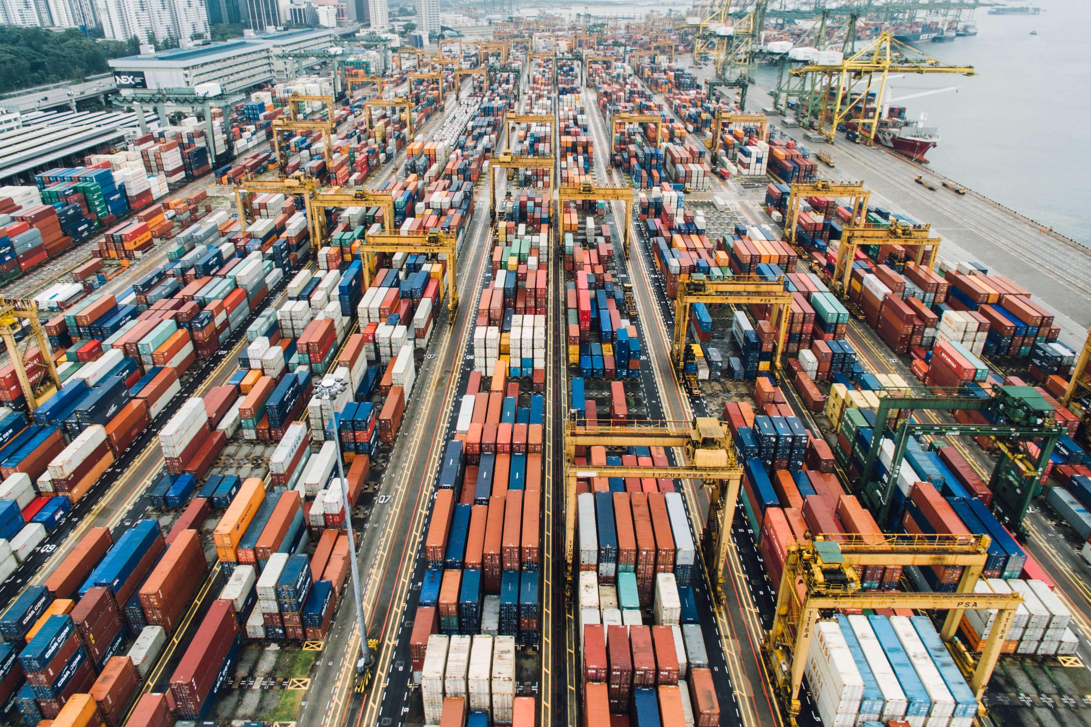 Container Import UK