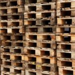 Wooden Freight Pallets